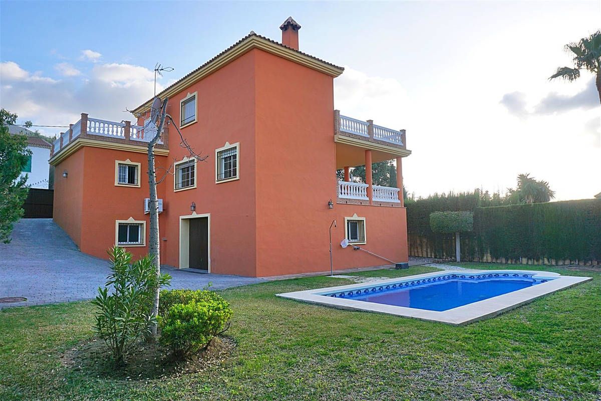 Truly immaculate detached villa located within a 20 minute walk to the village. This 3 storey home h,Spain