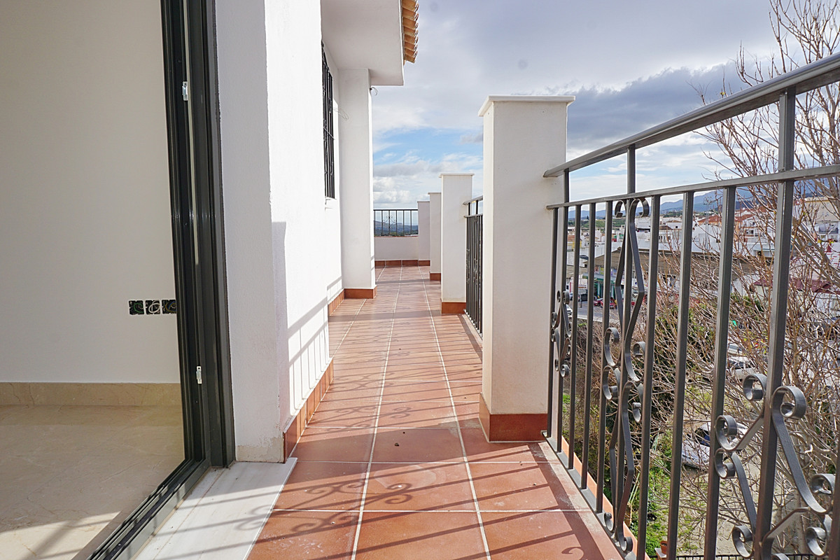 2 Bedroom Penthouse Apartment For Sale Coín