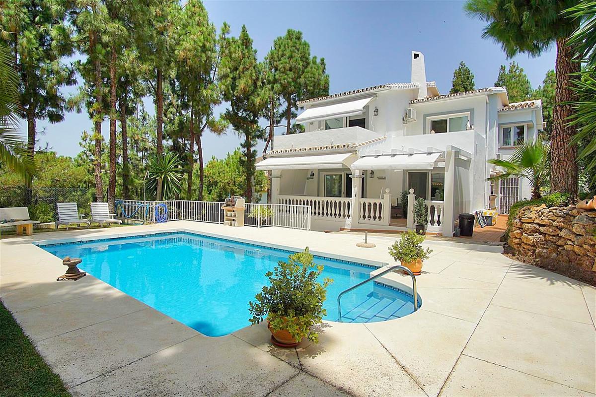 A unique & magnificent, completely refurnished detached villa, nestled in a quiet cul-de-sac. ThSpain