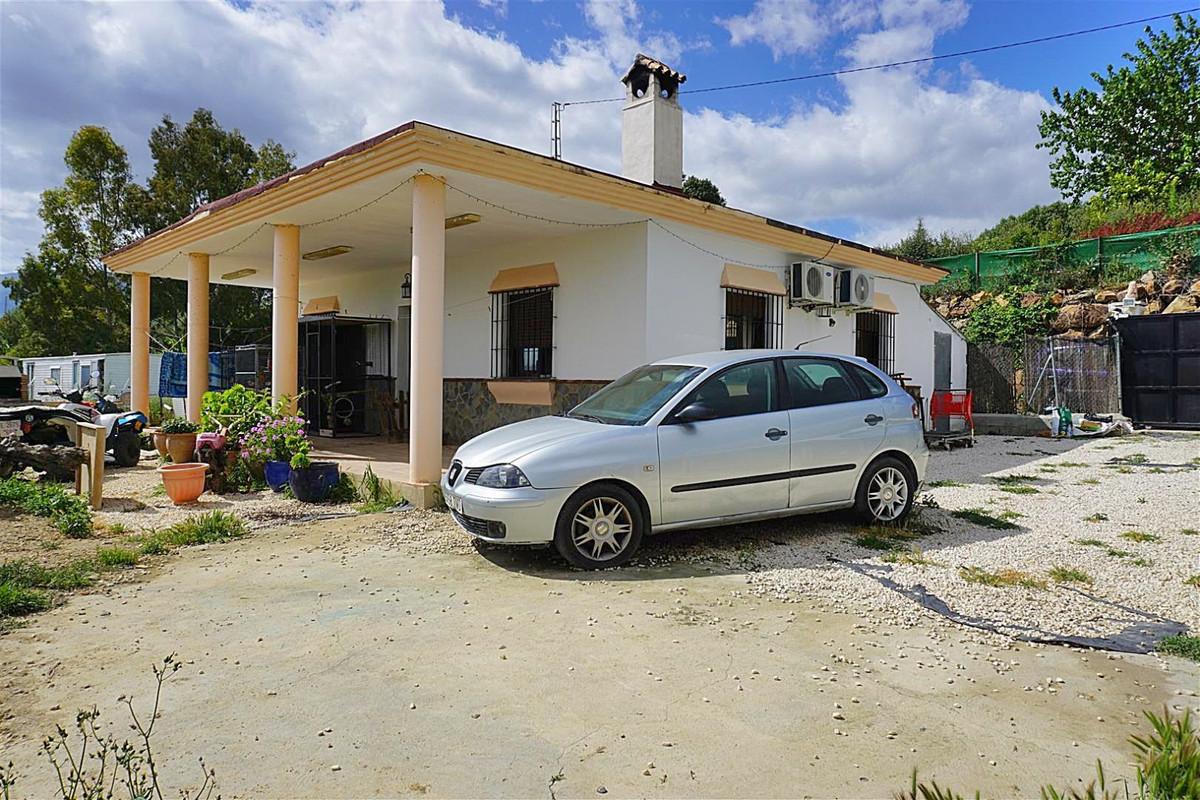 2 bed, 1 bath Villa - Finca - for sale in Alhaurín el Grande, Málaga, for 189,000 EUR