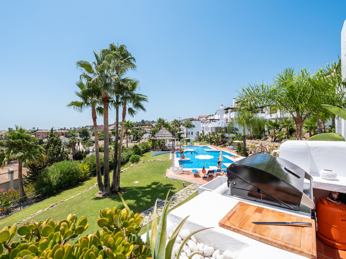 Apartment Middle Floor Nueva Andalucía Málaga Costa del Sol R3480676