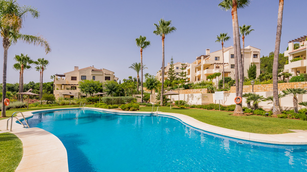 Magnificient penthouse apartment in Ronda Road, very close to San Pedro. Fantastic open views of the,Spain