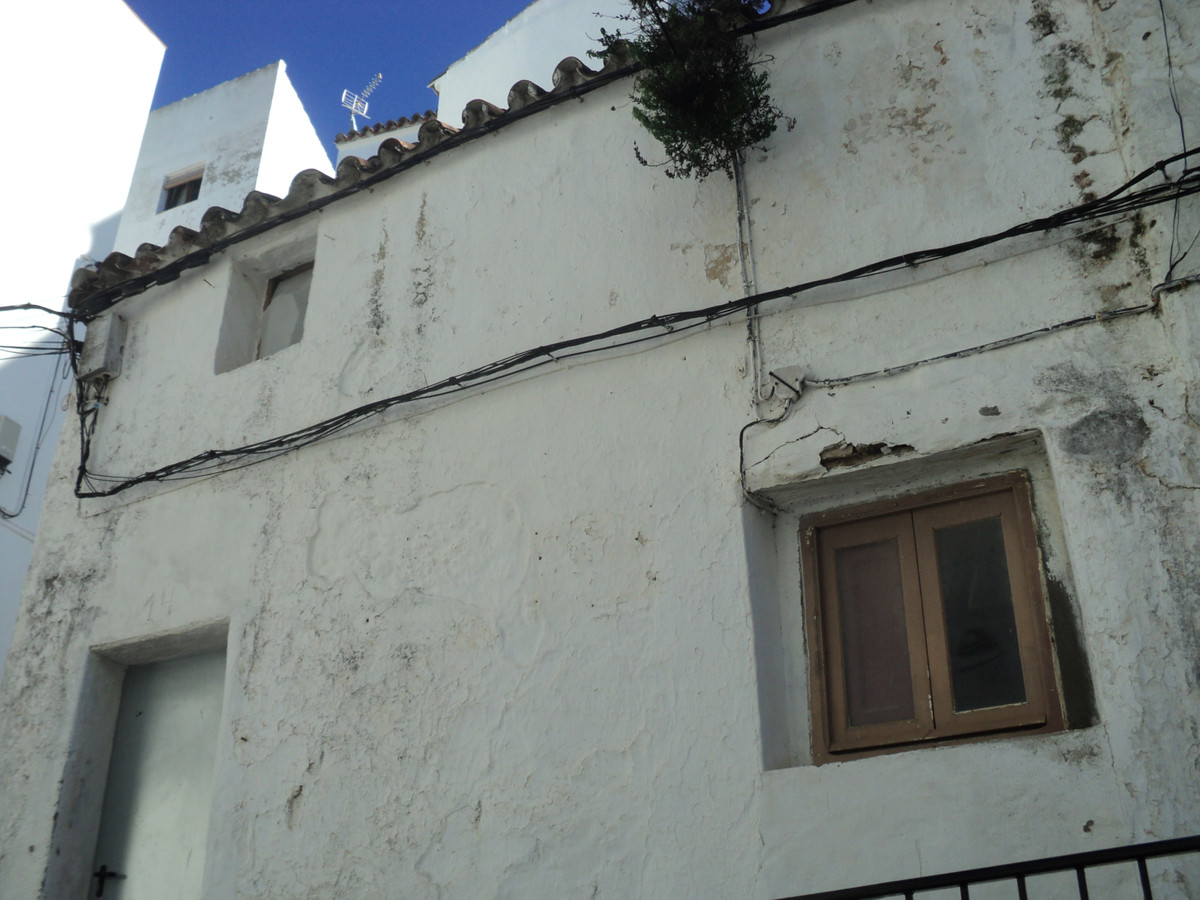 Ref:R3662333 Townhouse - Terraced For Sale in Casares Pueblo