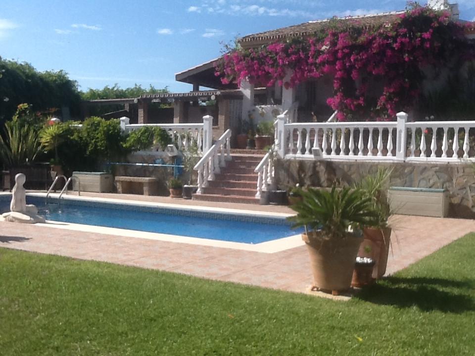 Ref:R3264622 Villa - Detached For Sale in Manilva