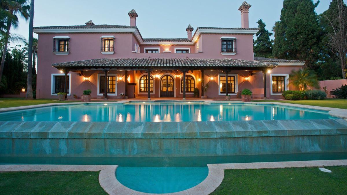 Ref:R3662027 Villa - Detached For Sale in Guadalmina Baja