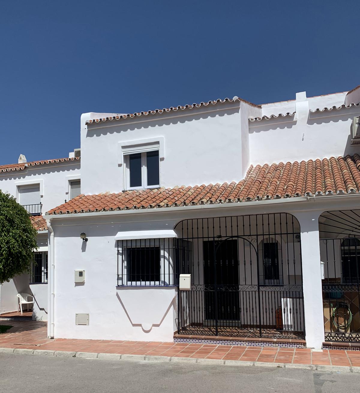 Second Line Beach House in Aldea beach, Manilva  First line beach urbanization in one the best and m,Spain