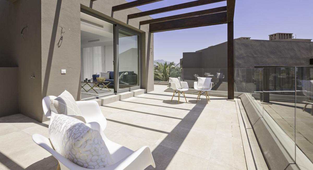 2 Bedroom Penthouse Apartment For Sale Estepona
