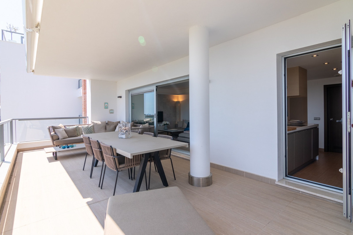 Apartamento Planta Media en Benahavís