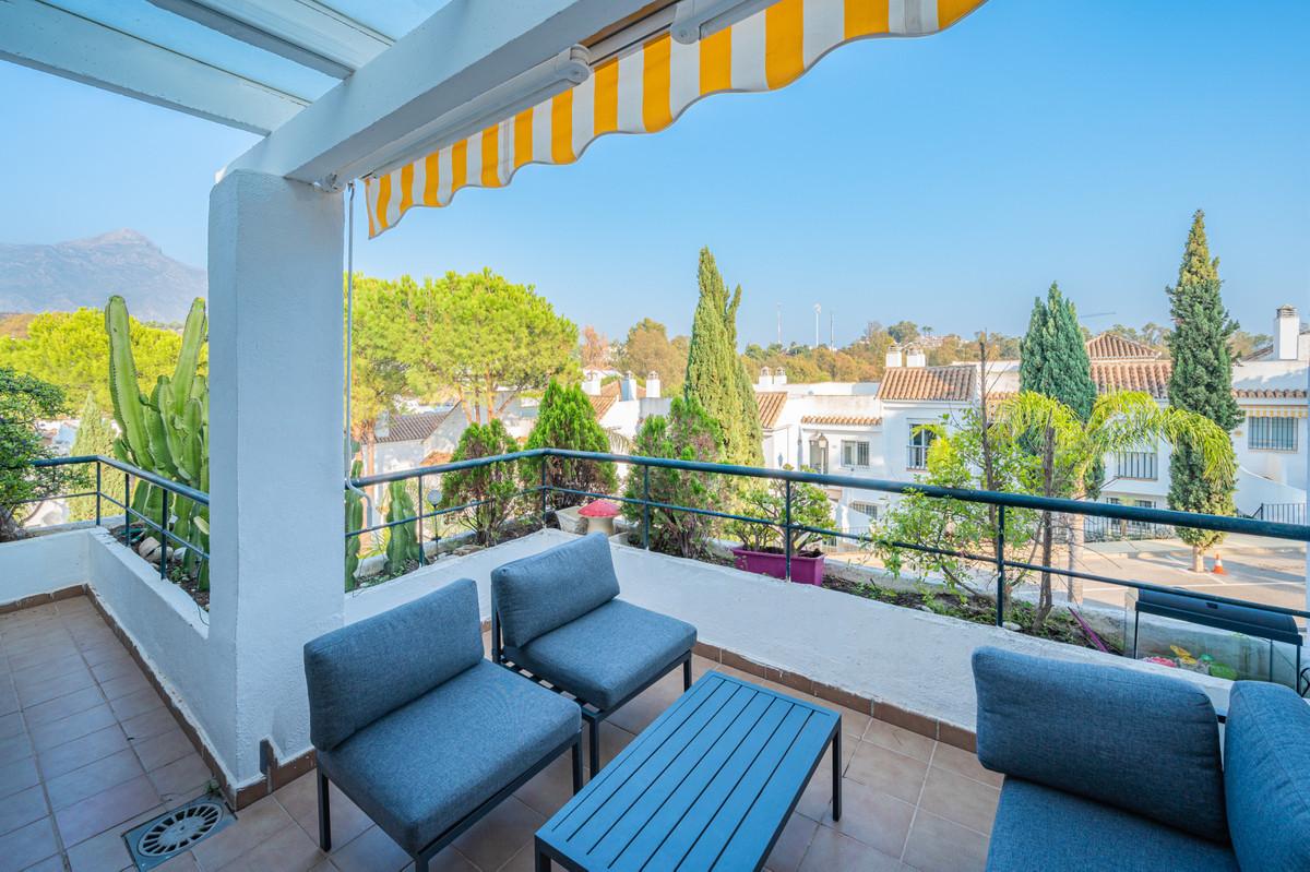 Middle Floor Apartment, Nueva Andalucia, Costa del Sol. 2 Bedrooms, 2 Bathrooms, Built 89 m², Terrac,Spain