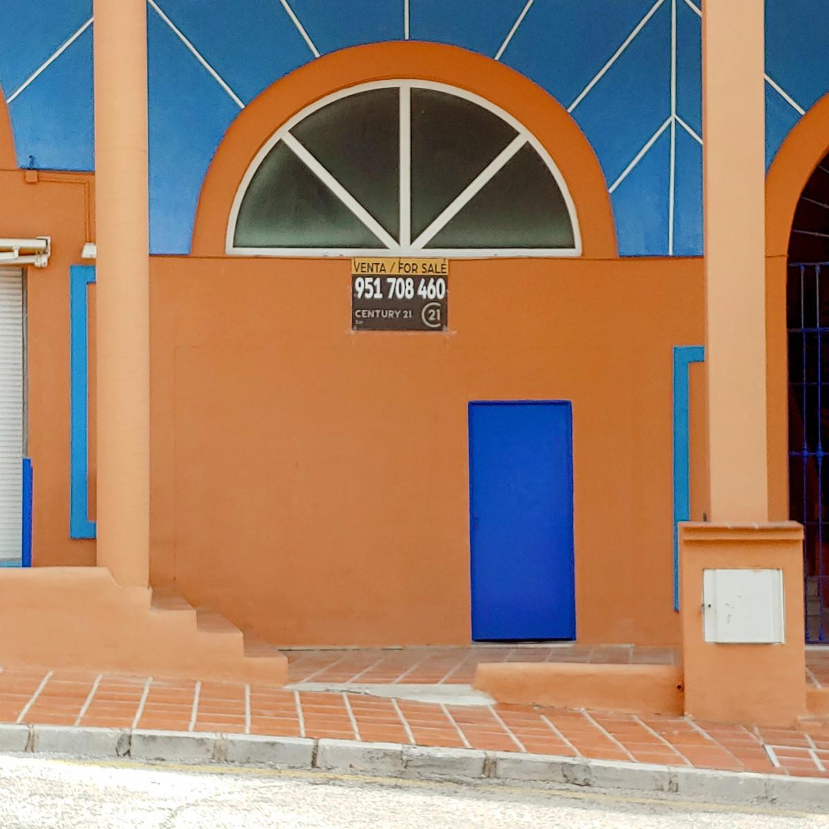 Commerce, Locaux Commerciaux  en vente    à Calahonda