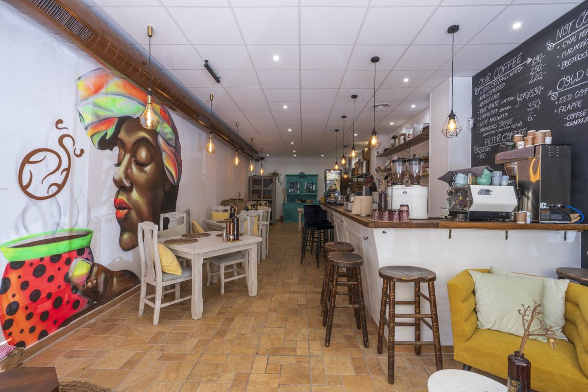 Commerce  Bar en vente   à Marbella