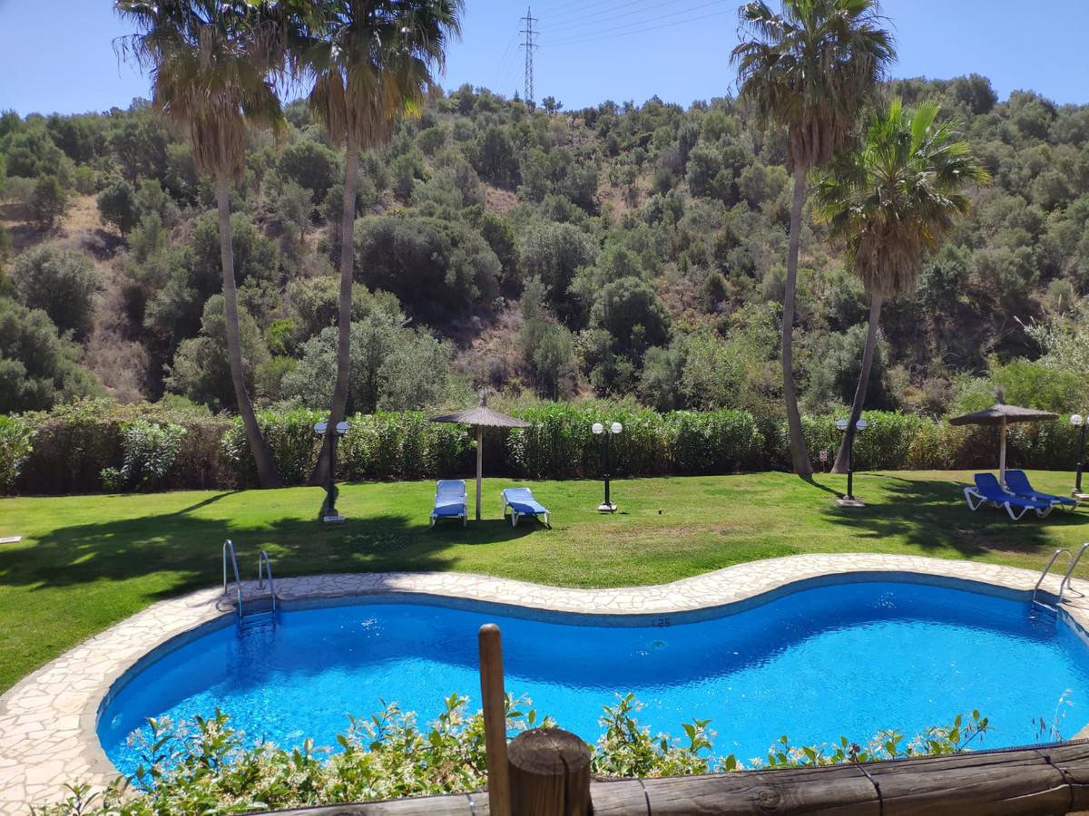 Ground floor with garden in La Reserva de Marbella. Cozy quiet ground floor with a large covered ter,Spain
