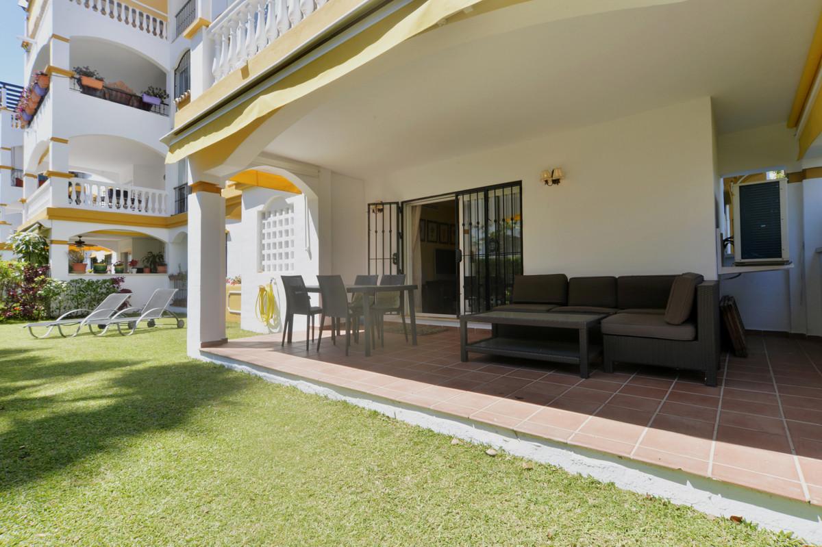 Ground Floor Apartment in Nueva Andalucía R3410101