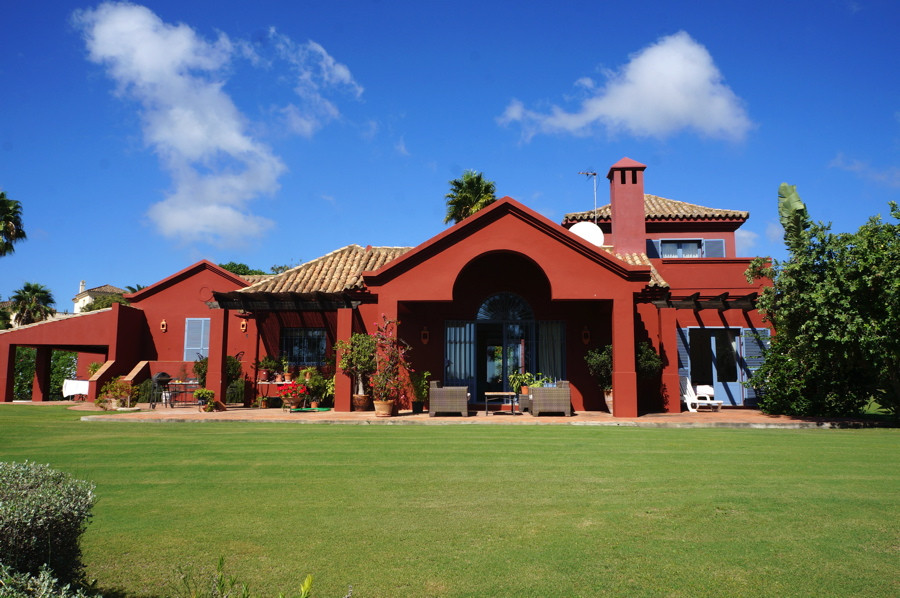Villa  Individuelle en vente   à Sotogrande Alto