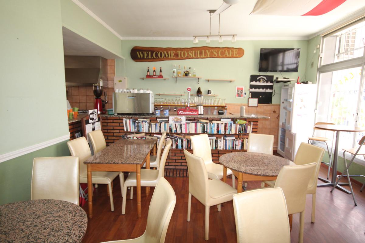 Café for sale in La Cala de Mijas R3419116