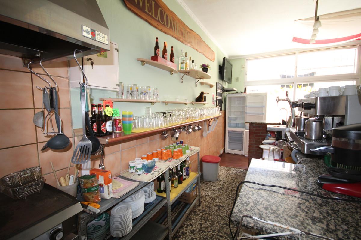 Café in La Cala de Mijas