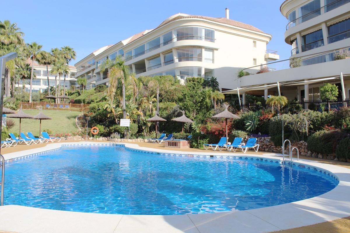 Middle Floor Apartment in Riviera del Sol R3334504