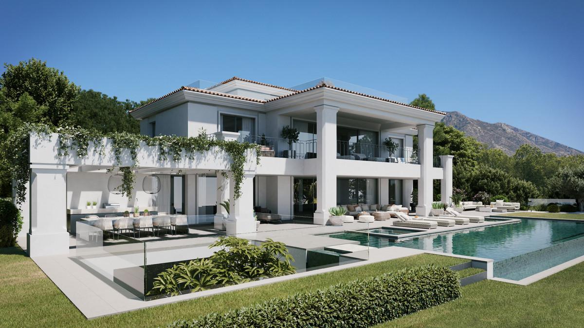 Detached Villa for sale in Puerto Banús R3858580