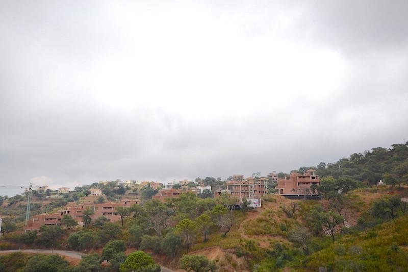 Apartment Complex, La Mairena, Costa del Sol. Built 0 m², Garden/Plot 21000 m².  S,Spain