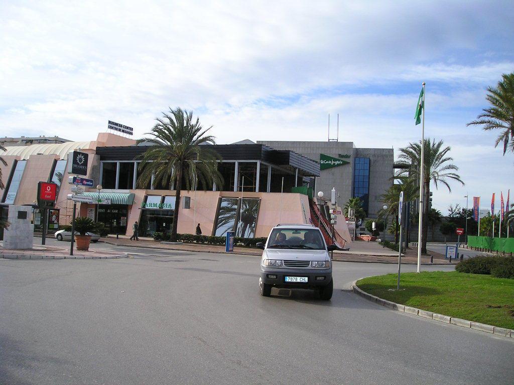Gewerbeimmobilie - Puerto Banús