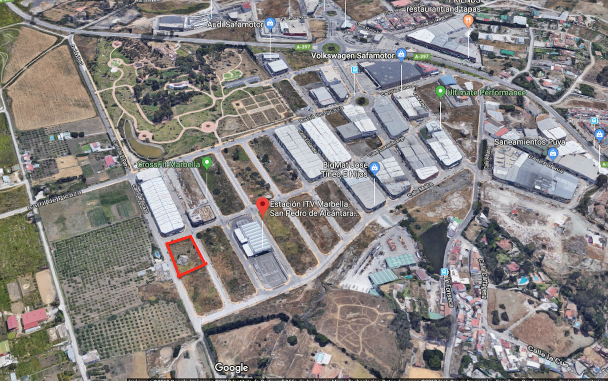 Plot in San Pedro de Alcántara R3515338 5