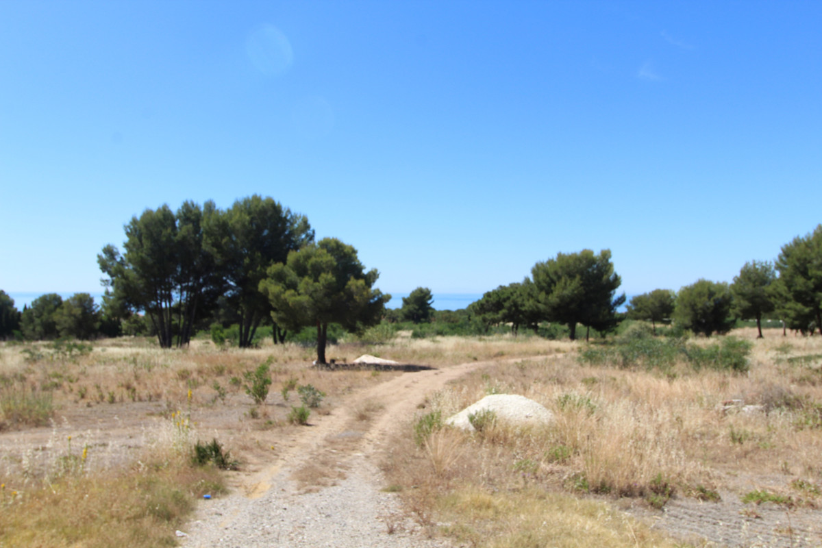 Spanje ~ Andalusi� ~ M�laga ~ Costa del Sol ~ Kust - Bouwgrond