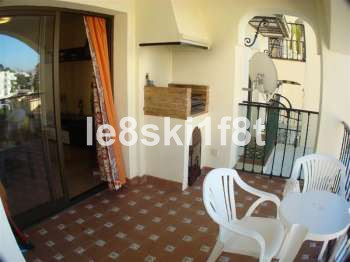 Lovely apartment recently decorated in nice bright colours, lounge with fireplace, terrace with BBQ,,Spain