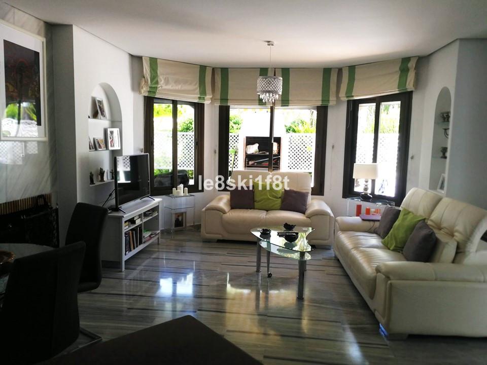 Ground Floor Apartment, Elviria, Costa del Sol. 2 Bedrooms, 2 Bathrooms, Built 136 m², Terrace 35 m²,Spain