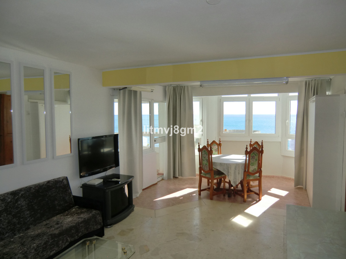 CALAHONDA, BEACH FRONT  Apartment situated just a few steps (20meters) from the beach, consists of a,Spain
