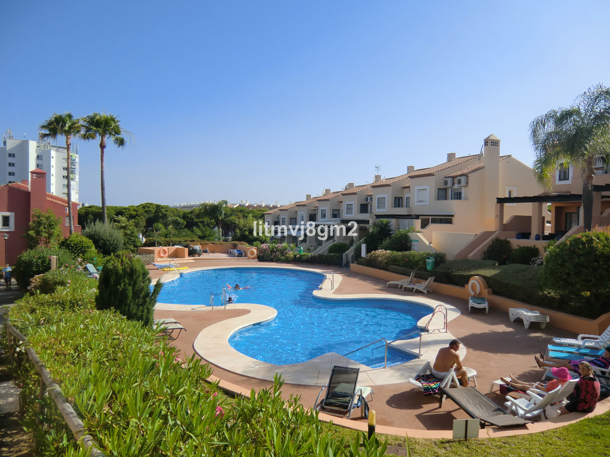 EXCELLENT LOCATION JUST 200 METERS FROM THE SEA Andalusian style house in ground floor, with an appr,Spain