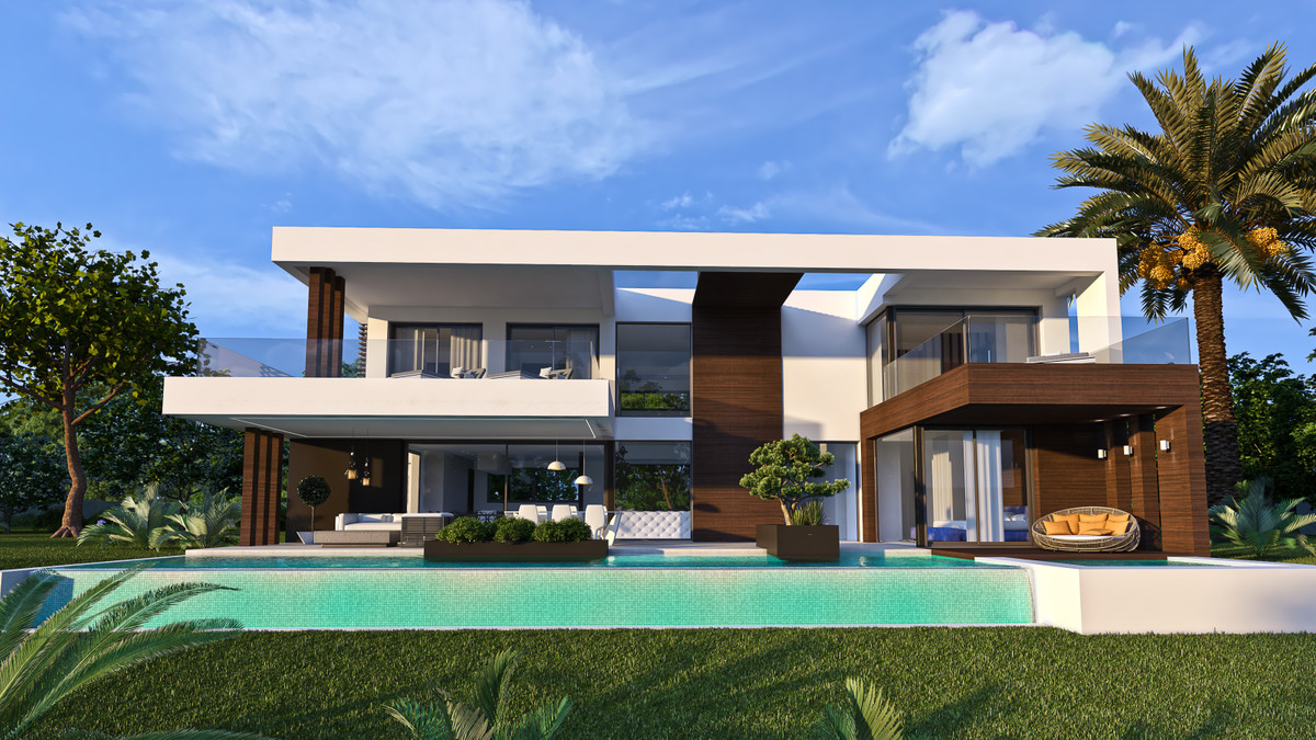 Villamar is a luxury collection of only 13 exlusive villas in Estepona. Situated in a magnificent se,Spain