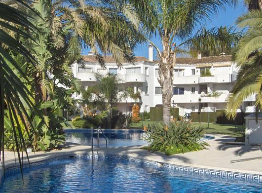 Sitio del Golf / Mijas Golf   Very nice spacious apartment with beautiful views to the garden area. ,Spain