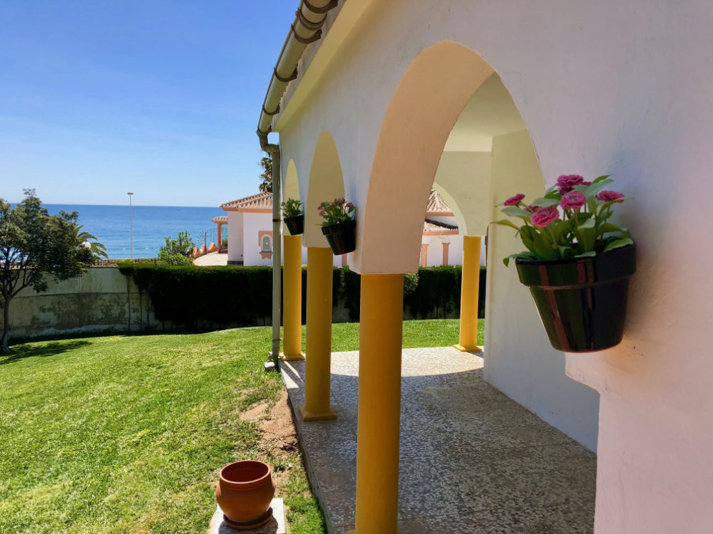 Location, Location, Location! Villa in El Faro, with sea views and walking distance to the beach.  L,Spain