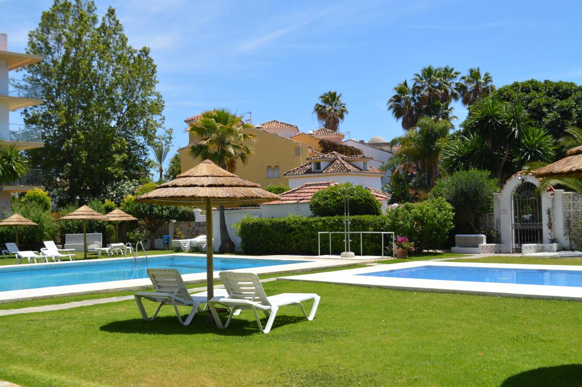 Lägenhet - Marbella
