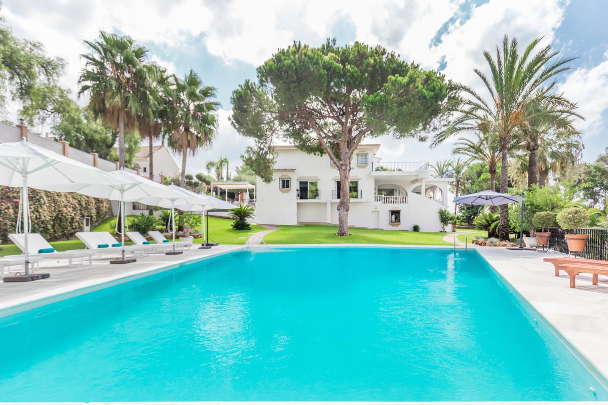 7 dormitorio villa en venta marbella