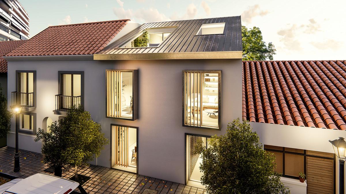 Top Floor Apartment, Fuengirola, Costa del Sol. 2 Bedrooms, 2 Bathrooms, Built 70 m², Terrace 11 m².,Spain