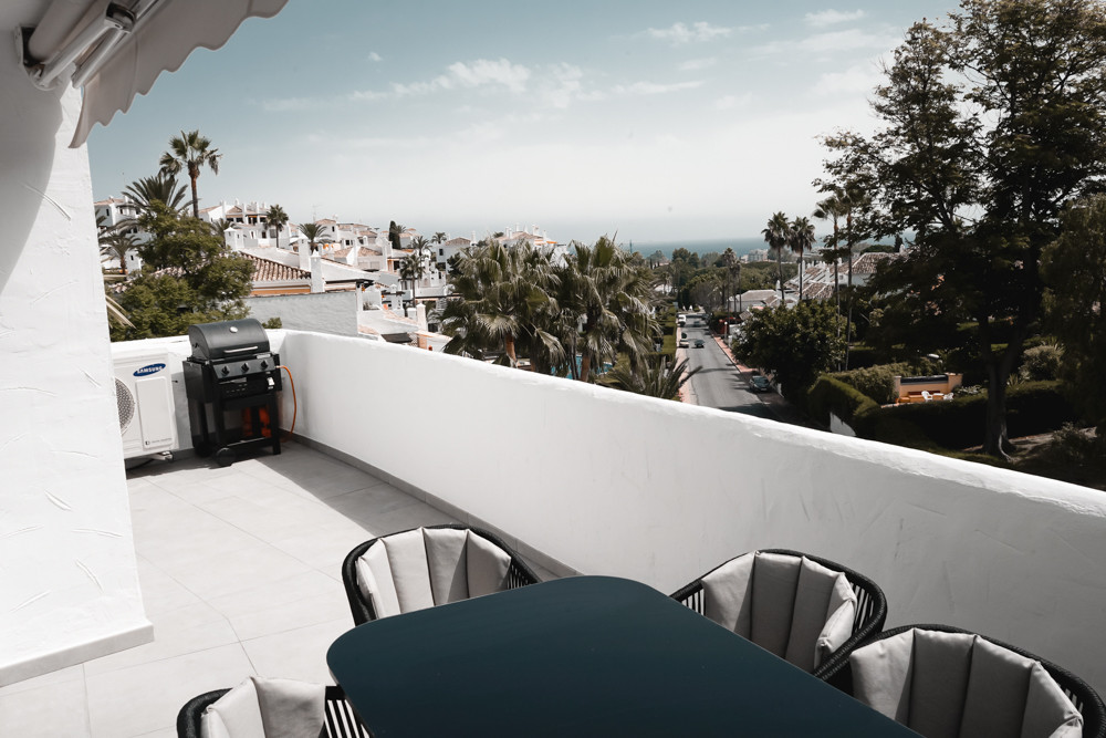 Total refurbished corner Penthouse duplex in contemporary Scandinavian style with high quality of ma,Spain
