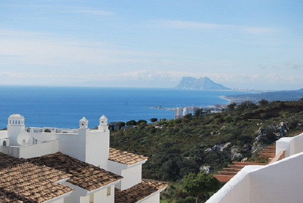 VIEWS VIEWS VIEWS!!.  BREATHTAKING SEA VIEWS from this stunning 6 bed 5 bath townhouse in a beautifu,Spain