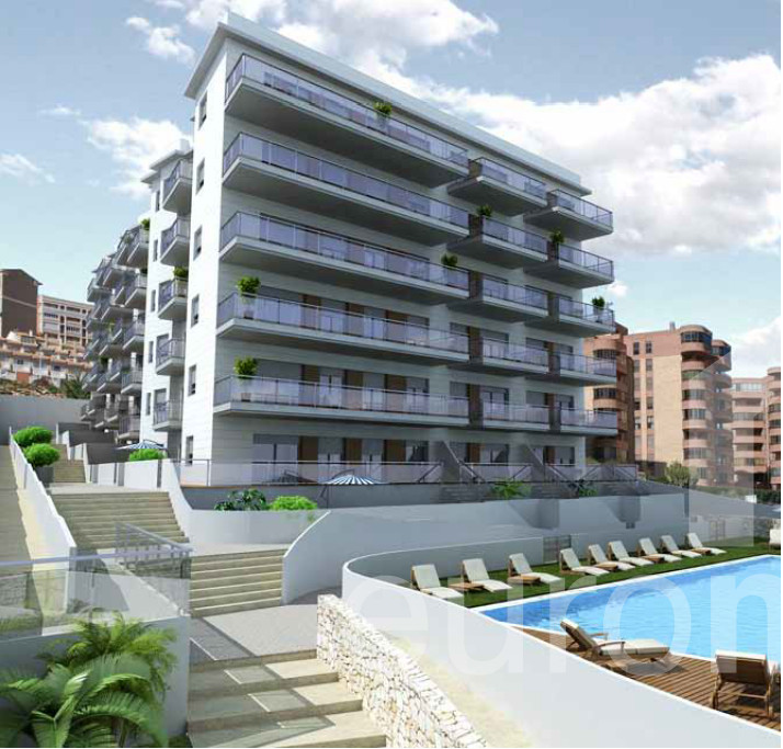 Apartamento en Gran Alacant Costa Blanca
