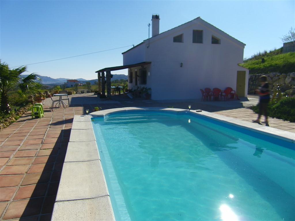 Villa en Casarabonela