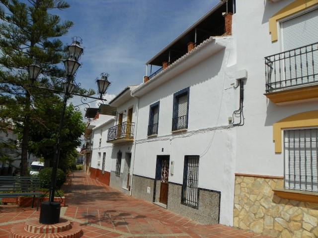 Rekkehus hus i Alhaurin el Grande Málaga