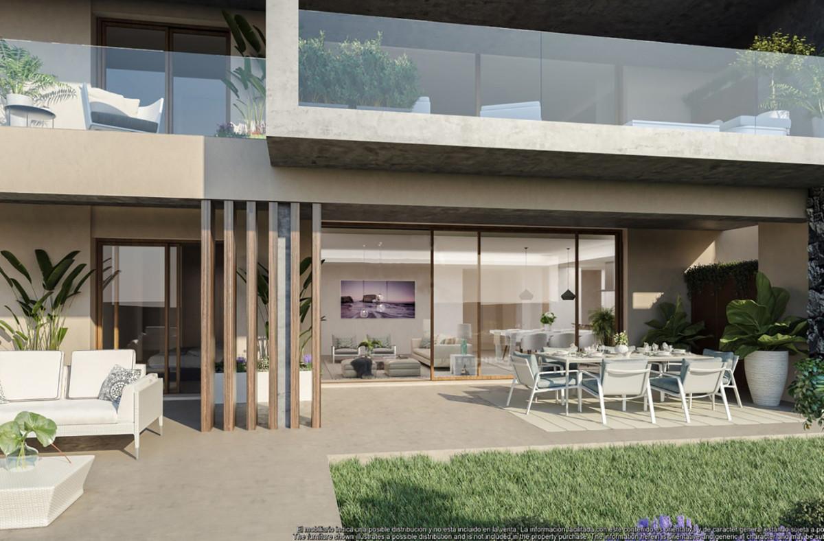 Apartment Ground Floor Benahavís Málaga Costa del Sol R3664250