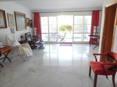 This spacious 3 bed house offers sea, mountain and garden views in a gated community of 27 houses wi,Spain