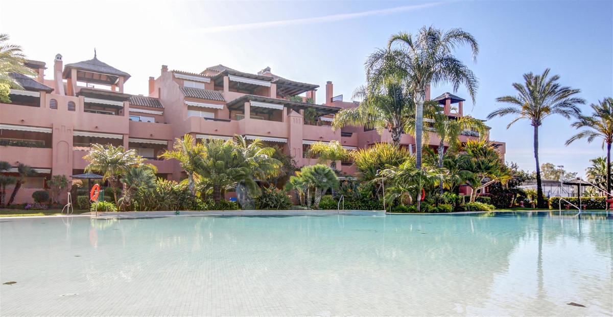 Luxurious apartment in prestigious urbanization of Guadalmina Bja, with luxury qualities. It consist,Spain