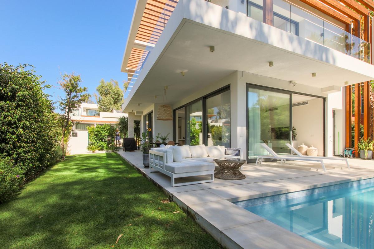 Enjoy pure luxury in combination with brilliant interior design at Villa Arboleda, offering a conven,Spain