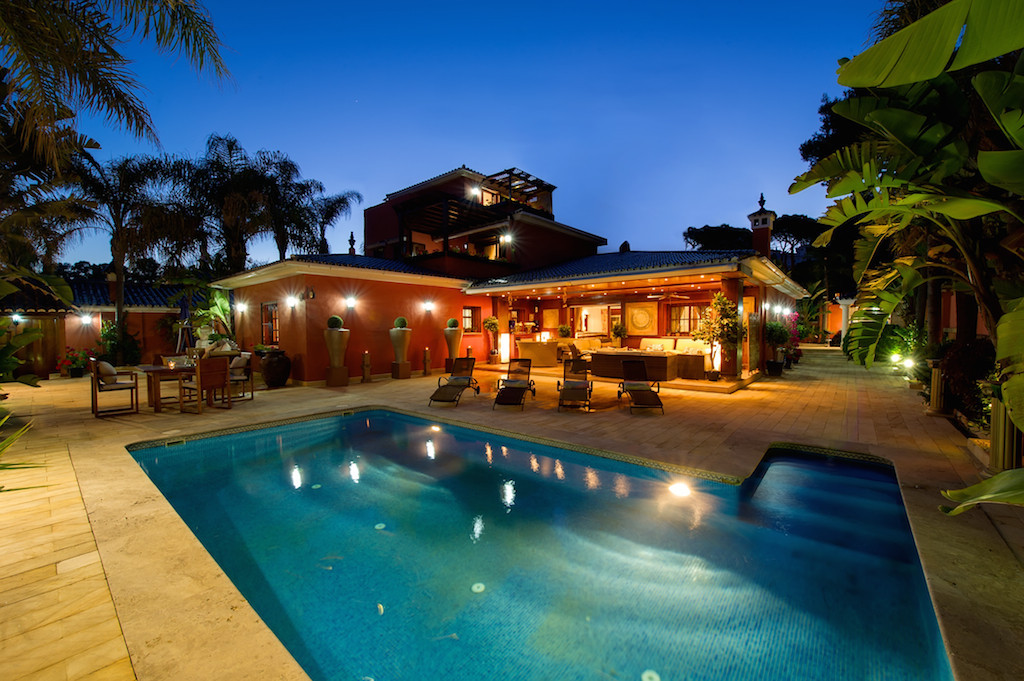 Villa en vente à Puerto Banús R3721631