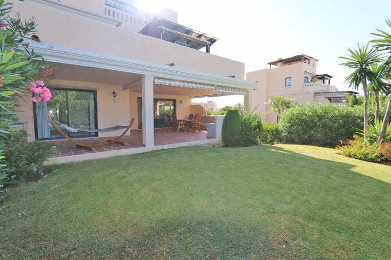 Apartamento  Planta Baja en alquiler  en Marbella