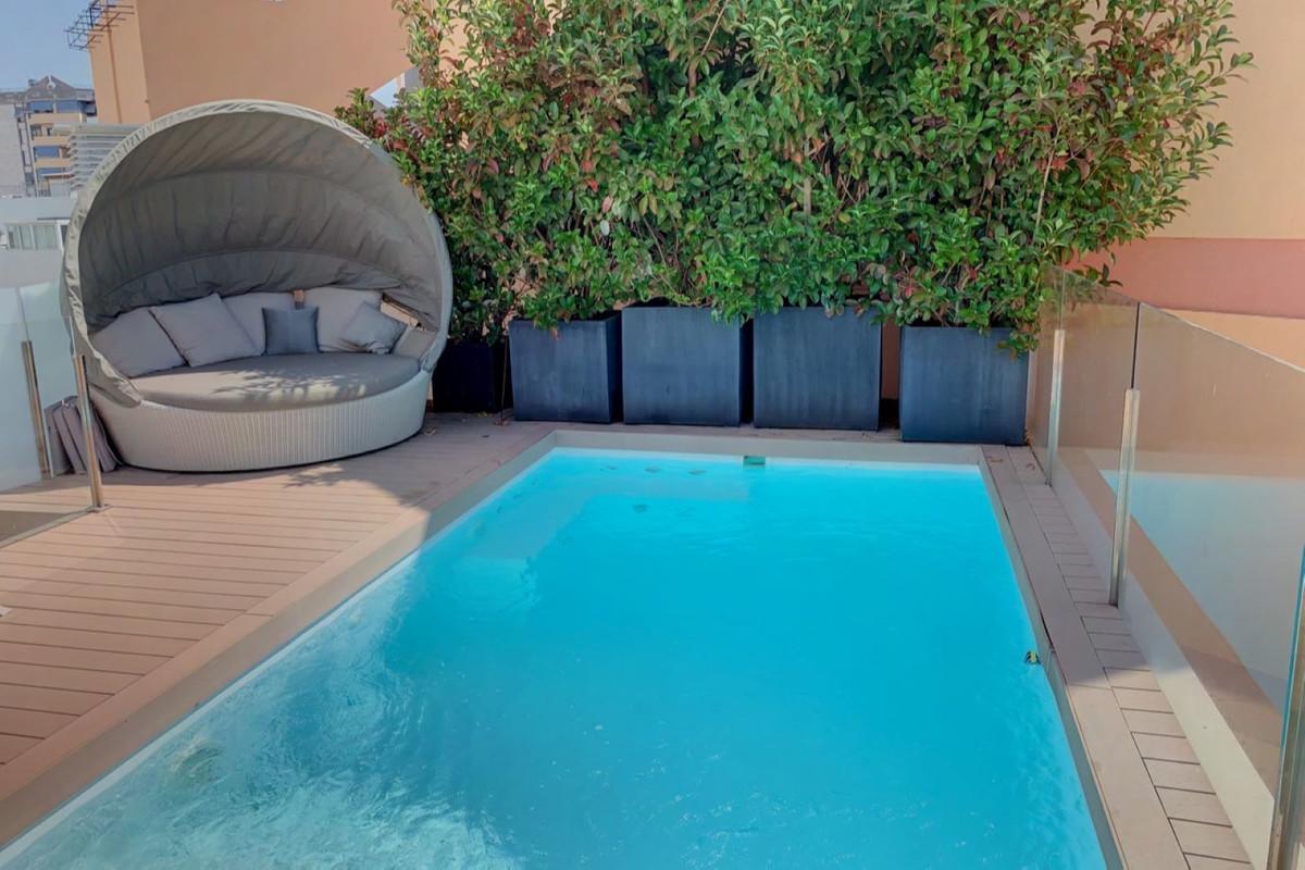 Penthouse Til salg i Marbella R3501583