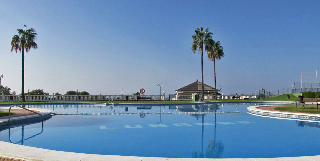 Beachfront 3 beds & 2 baths south facing duplex penthouse walking distance to the beautiful beac,Spain