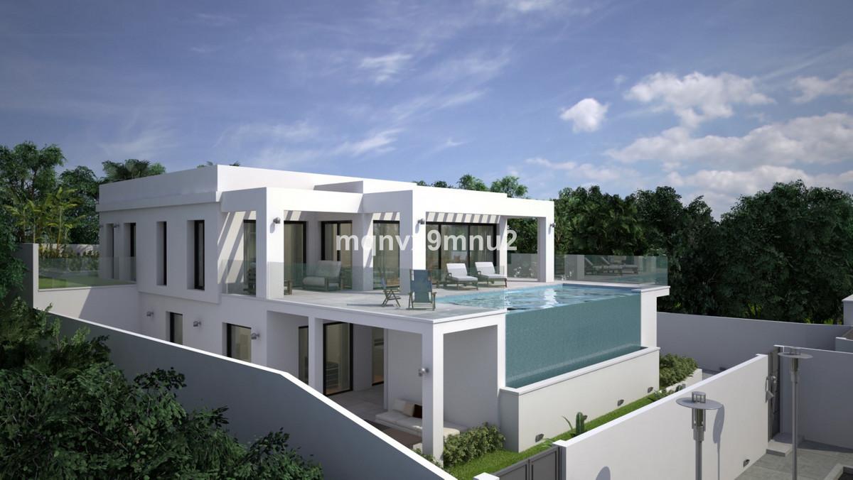 Villa Detached El Chaparral Málaga Costa del Sol R3348271 10